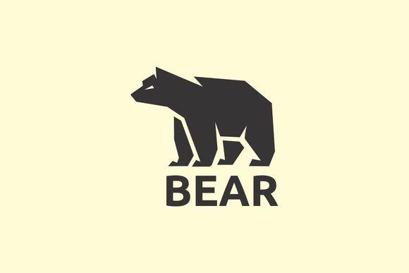 Bear Logo by Logo on Creative Market