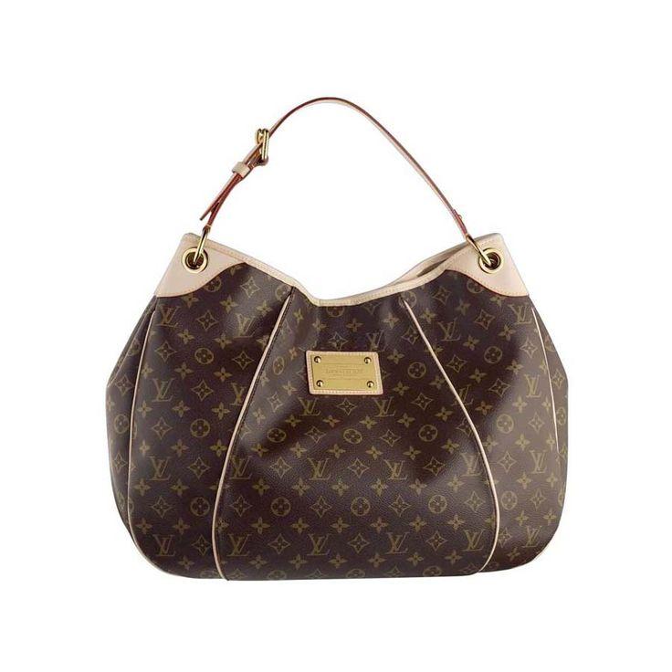 #LV #LVbags Louis Vuitton Galliera GM Brown Totes M56381