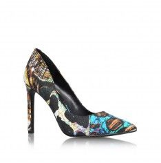 tatiana3 multi-coloured high heel court shoes from Nine West