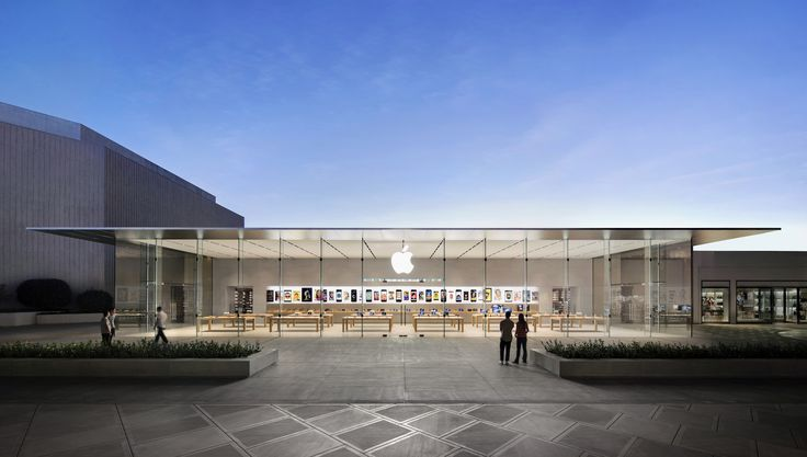 Gallery of Stanford Apple Store / Bohlin Cywinksi Jackson - 1