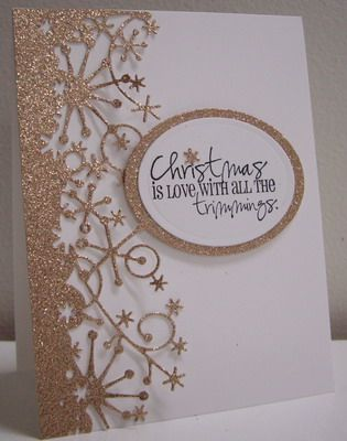I have this die. Need to use it. Christmas Trimmings - FS302 by Loll Thompson - Cards and Paper Crafts at Splitcoaststampers