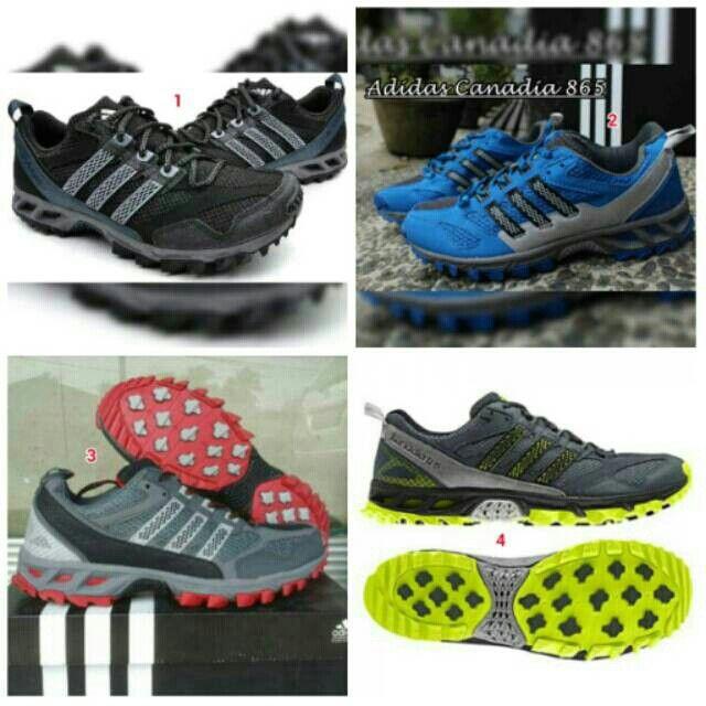Saya menjual Sepatu ADIDAS Canadia TR5 Pria Olahraga Jogging Running Lari Outdoor Lapangan Kuliah Kampus Jalan seharga Rp264.000. Dapatkan produk ini hanya di Shopee! https://shopee.co.id/sepatu_dan_jam_tangan/11945728 #ShopeeID