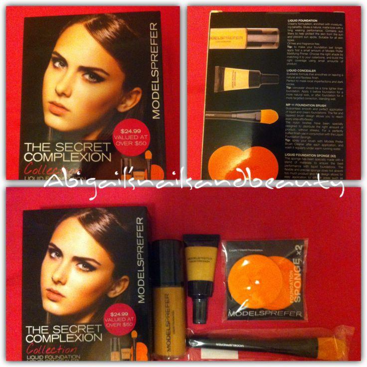 ModelsPrefer Cosmetics - Review