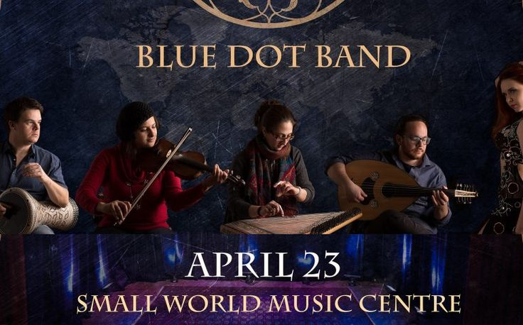 Premiere of the Blue Dot Band | TorontoDance.com