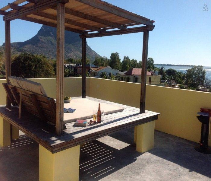 Rooftop pergolas a creative bar ideas pergolas rooftop for Creative gazebos