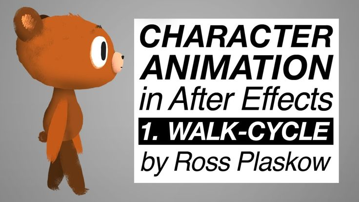 How To Make a Cartoon | Character Animation - After Effects tutorial [Wa...