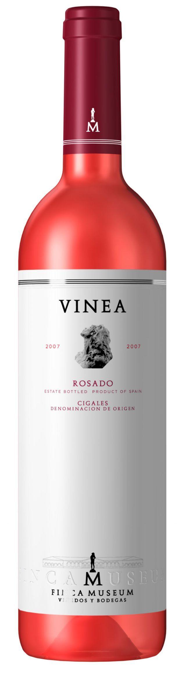 Vinea Rosado de la Bodega Museum de Cigales, mejor puntuación en la Guía de los Vinos Cotidianos https://www.vinetur.com/posts/1341-vinea-rosado-de-la-bodega-museum-de-cigales-mejor-puntuacion-en-la-guia-de-los-vinos-cotidianos.html
