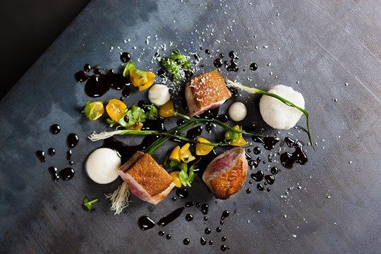 Food by design at The Test Kitchen, Cape Town