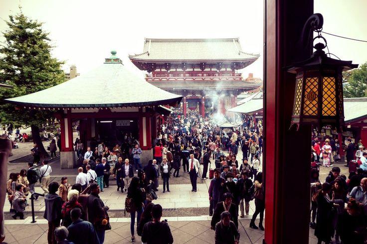 Templo Senso-Ji - Asakusa