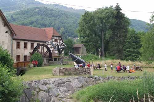 Vivarium du moulin - #Alsace