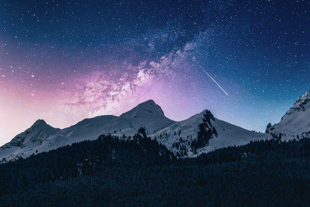 天星術 山脈