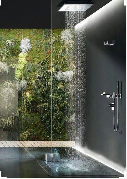 25 Tropical Nature Bathrooms To Get Inspired