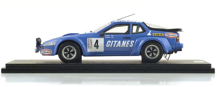 Porsche 924 Carrera GTS Rallye Boucles SPA 1982 4 Ickx Gitan ES NEU Spark 1 43   eBay