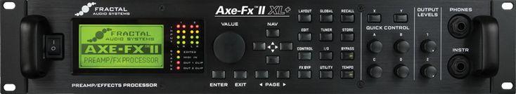 Axe-Fx II XL+