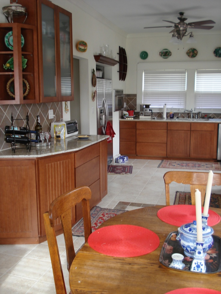 Kitchen By Helene Terry Of Bentwood Kitchens, Dallas. Kitchen U0026 Bath  Cottage Is An