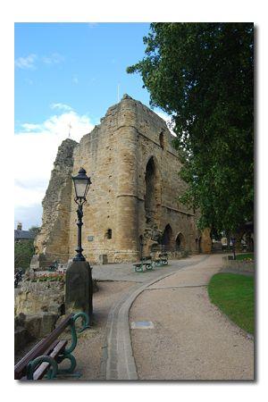 Knaresborough Castle - North Yorkshire England