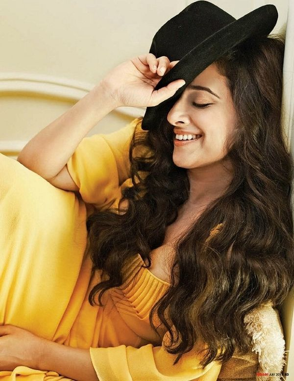 Vidya Balan Very Beautiful Girl Pics