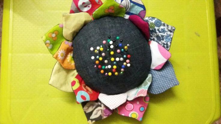 Pin cushion  no pattern inspiration only