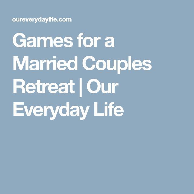 seminar games ideas for relationship building