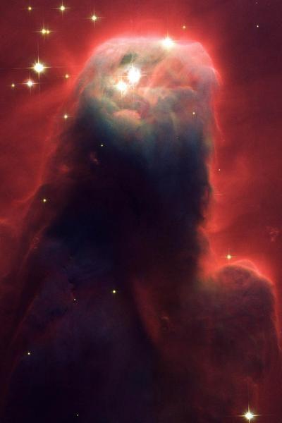 Cone Nebula Hubble - Pics about space