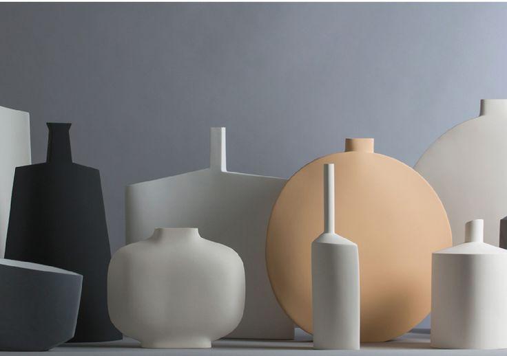 patrickschierer: Rosaria Rattin Ceramics for Kose. Milano.
