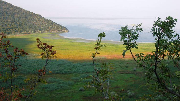 Parque national Sakadarsko Jezero
