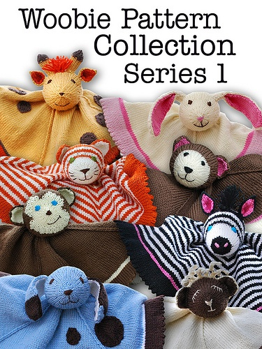 A must have eBook of patterns for my baby knitting! So cute!