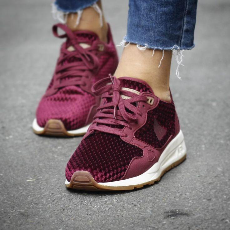 Sneakers femme - Le Coq Sportif  LCS R900 W Velvet (©Par5milano)