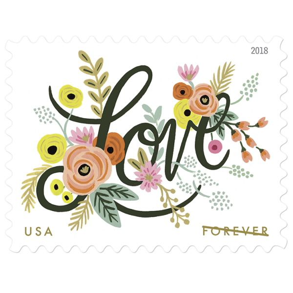 Wedding Stamps For Invitations Thank You Cards More Wedding Postage Stamps Wedding Stamp Forever Stamps
