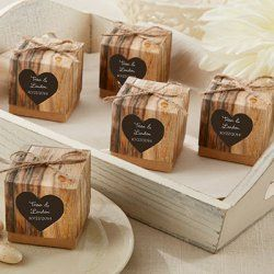 Love is the central theme when celebrating a bridal shower, wedding reception, or anniversary and these heart shaped cork coasters support the theme perfectly.