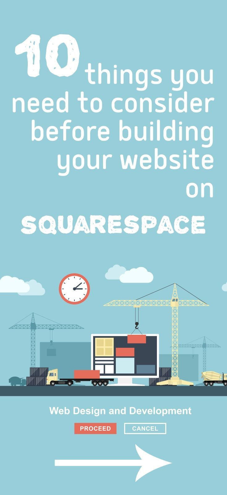 Before you begin your DIY website design project consider these 10 website features, plus the best alternatives to Squarespace for small businesses, entrepreneurs and solopreneurs.