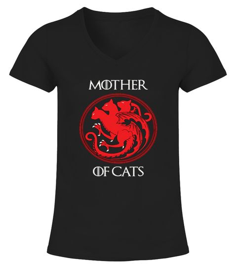 "# MOTHER OF CATS T-SHIRT .        MOTHER OF CATS T-SHIRT       TIP: If you buy 2 or more (hint: make a gift for someone or team up) you'll save quite a lot on shipping.  Guaranteed safe and secure checkout via: Paypal | VISA | MASTERCARD Click the GREEN BUTTON, select your size and style. ?? Click GREEN BUTTON Below To Order ??To contact us via e-mail, please go to the section ""Frequently asked questions"".US (646) 741 - 2095UK 020 3868 8072France 01 72 30 10 10 385   sold, last day to…"