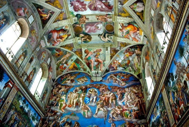Cappella Sisitina, Roma