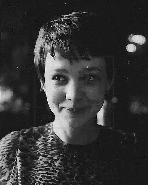 (Another perfect haircut for me.  and I love Carey Mulligan.)  Carey Mulligan