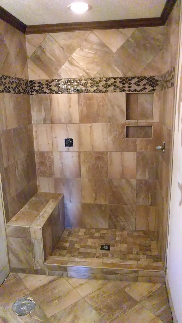 Dolce Vita Flair Ecru 13x13 Quot Shower Walls Amp Floors With