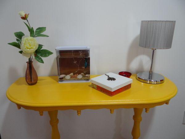 como pintar móveis em casa