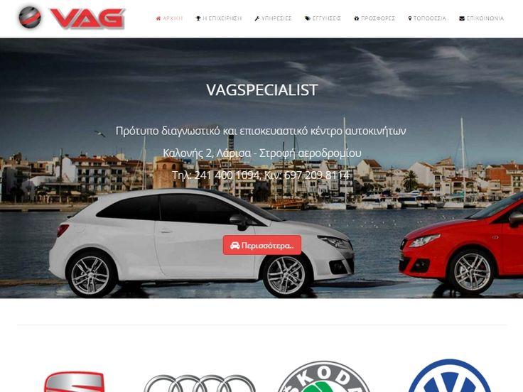 Vagspecialist website