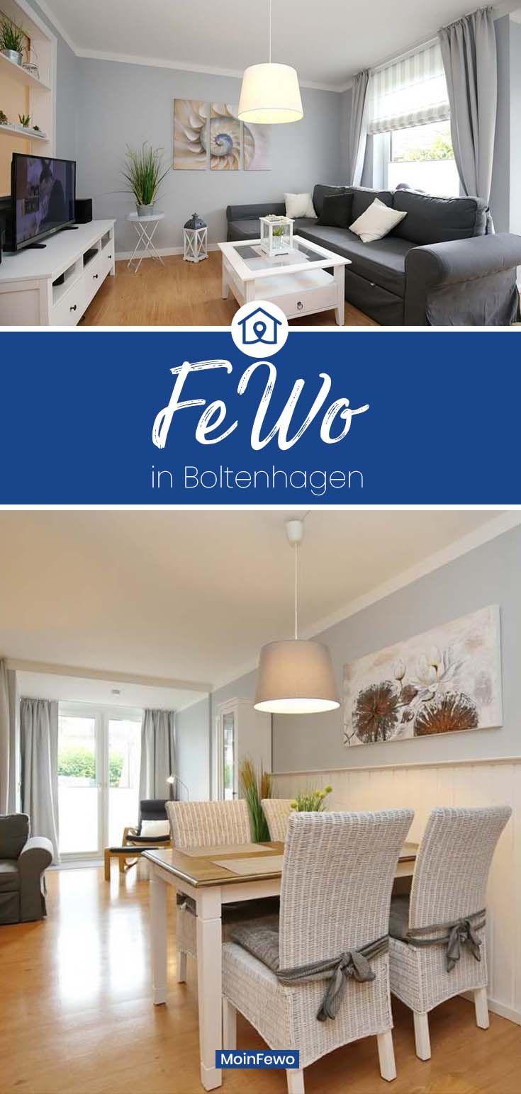 Ferienwohnung Sunnslag Wohnung 096 In Boltenhagen Die Entfernung Zum Strand Von Der Ferienanlage Sunnslag Betragt Ca 400 M In 2020 Ferienwohnung Wohnung Haus Deko