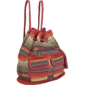 Perfect for summertime! The Sak Backpack handbag - Gypsy Stripe - @ eBags.com!