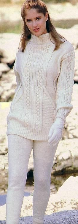 white sweater style ♥✤ | Keep the Glamour | BeStayBeautiful