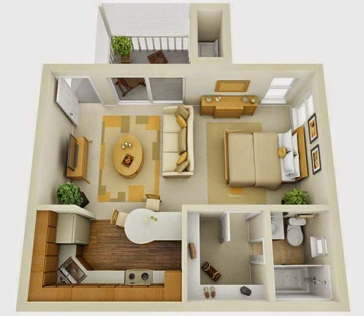 413 best small apartment ideas images on Pinterest Home ideas - garagen apartment gastezimmer bilder