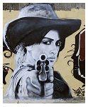 """ALBUM DI PROSDOCIMI - STREET ART. Vieni a vedere le foto uniche di """"Street Art"""" col commento di Prosdocimi, la cagnolina più esilarante del web!!"""
