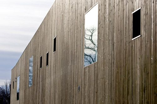Reiulf Ramstad Architects — Fagerborg Kindergarden - Europaconcorsi