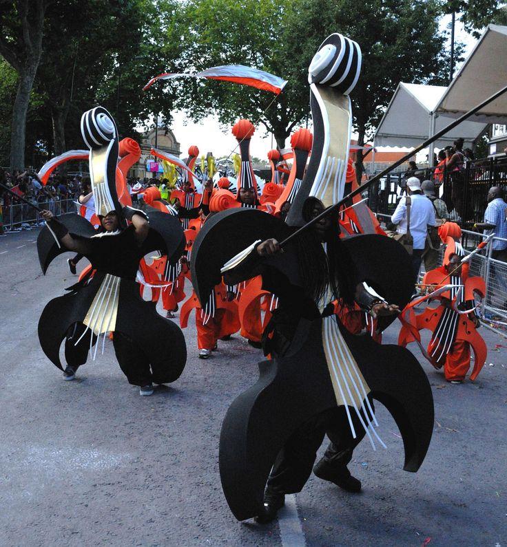 Carnival Arts - Walkabout Carnival Costumes in London UK