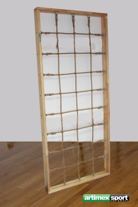 Size: 230x100 cm, Climbing Wall Bar for children, Product code 253-net