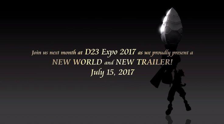 D23 Expo Video Game Show wird live übertragen - https://finalfantasydojo.de/news/d23-expo-video-game-show-live-uebertragen-17486/ #D23 #KH3 #KHIII Seht euch den neuen Kingdom Hearts III Trailer im Livestream an!