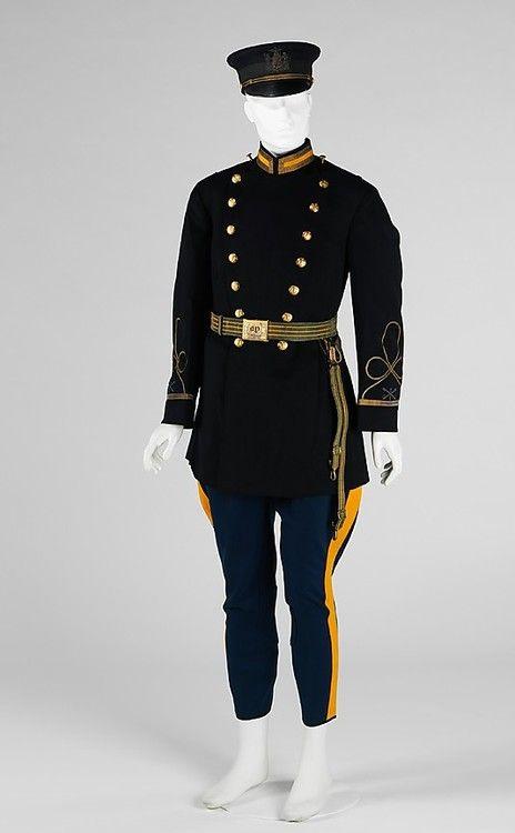 Military Uniform  Ridabock & Company
