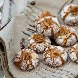 Moje Wypieki | Włoskie ciasteczka migdałowe