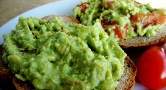 Mexická nátierka z avokáda