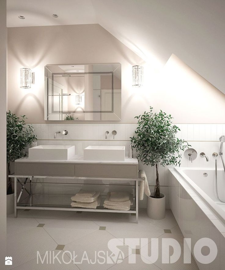 Elegancka łazienka - zdjęcie od MIKOŁAJSKAstudio - Łazienka - Styl Eklektyczny - MIKOŁAJSKAstudio